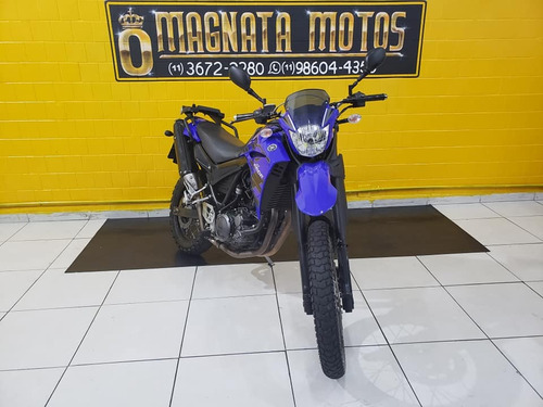 yamaha xt  660 r - azul - 2008 - km 66 000 - não financia