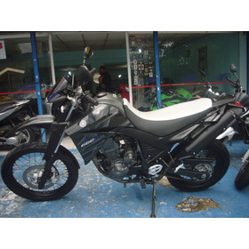 Yamaha Xt 660 R Preta Ano 2017 Troca Financia