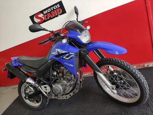 yamaha xt 660 r xt660r xt 660r 2006 azul