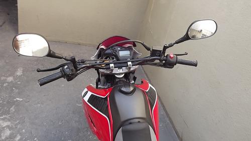 yamaha xt 660r 2014 vermelha