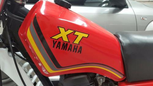 yamaha xt200 1982 (no tornado, xtz,xr,xre)