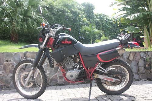 yamaha xt600 2kf, año 1990