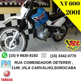 Yamaha Xt600 E 2001