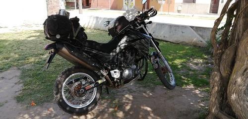yamaha xt660r 2008 equipada para viajes u$s9000 tomo auto