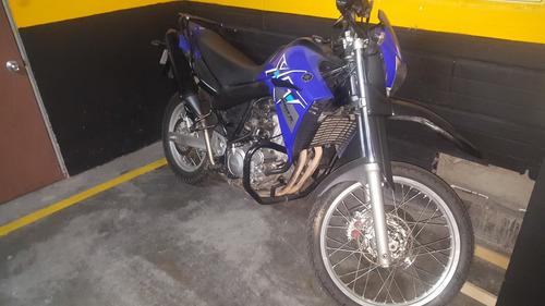 yamaha xt660r azul