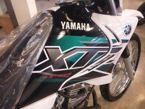 yamaha xtz 125 !!!
