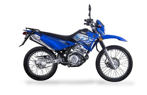 yamaha xtz 125 - 0 km - azul - expomoto