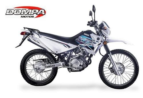 yamaha xtz 125 0 km trial calle flete permuta dompa motos