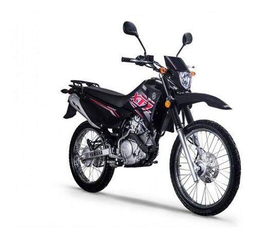 yamaha xtz 125 0km 2020 - garantia 3 años / motos 32