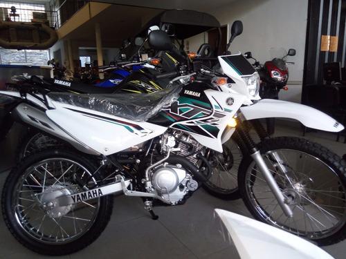 yamaha xtz 125 0km motolandia tel 4792-7673