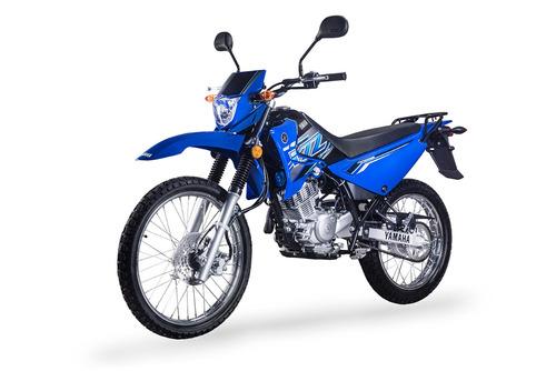 yamaha xtz 125 0km nueva garantia 3 años + palermo bikes