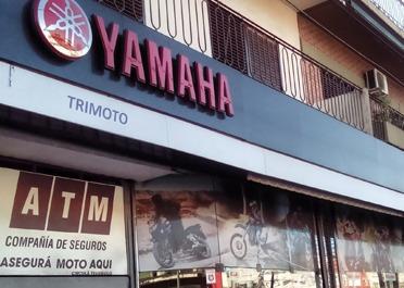 yamaha xtz 125 0km trimoto financio dni y recibo de sueldo