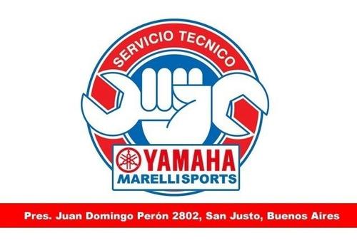 yamaha xtz 125 12 cuotas sin interés en marellisports 0km