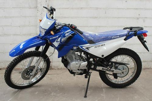 yamaha xtz 125 125 enduro