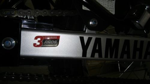 yamaha xtz 125 250 km