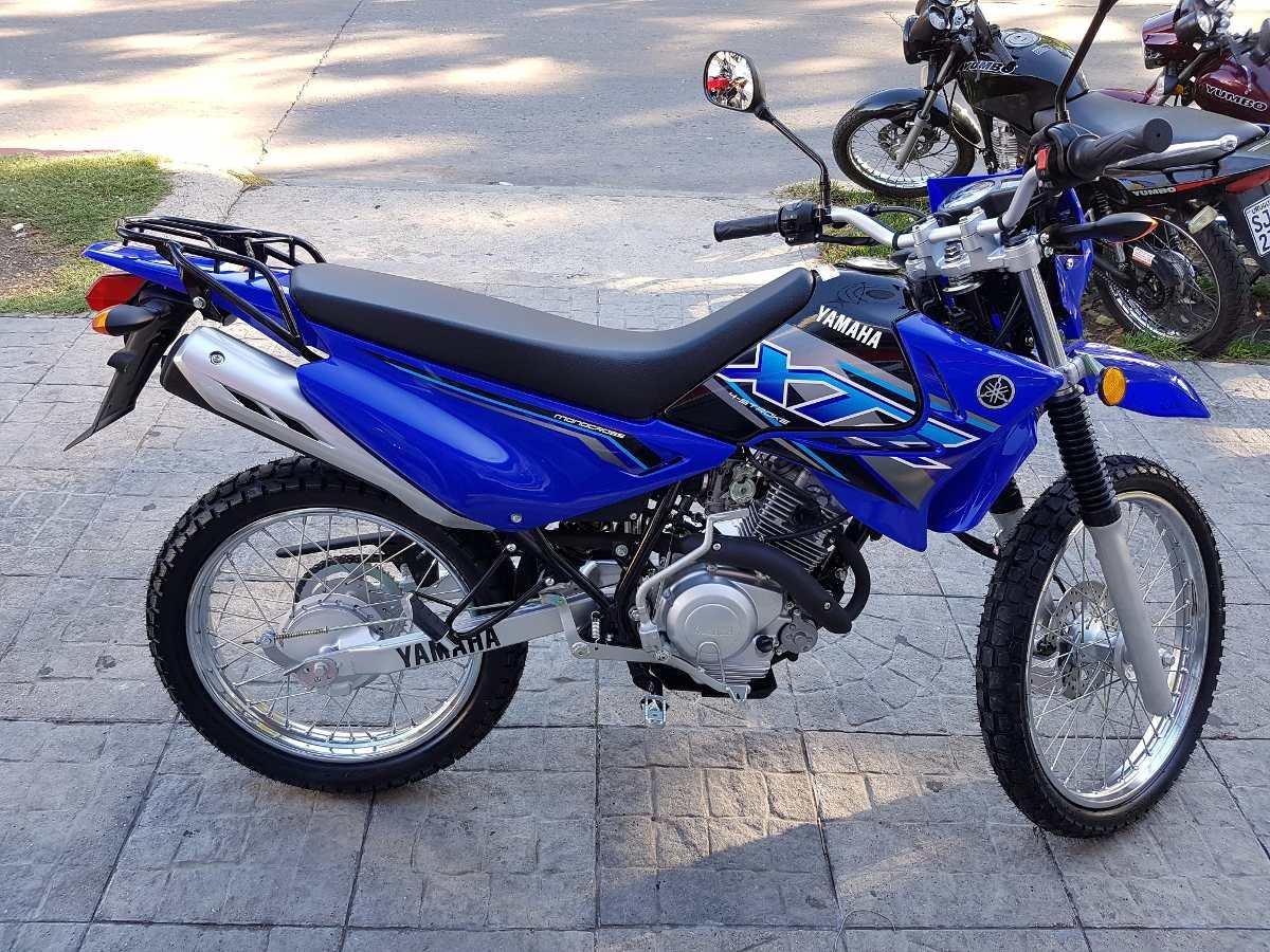 Yamaha xtz 125 empadronamiento gratis permutas bike for Yamaha xtz 125