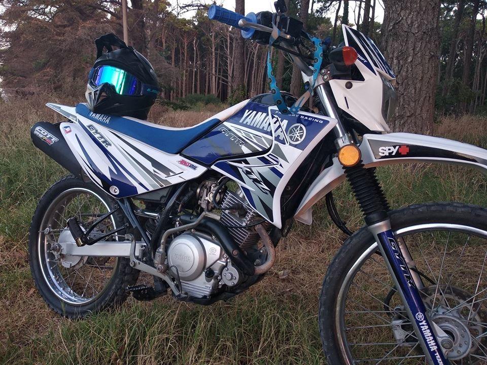 864aa3001d5 Yamaha Xtz 125 + Accesorios (venta O Permuta Por Moto 110 ...