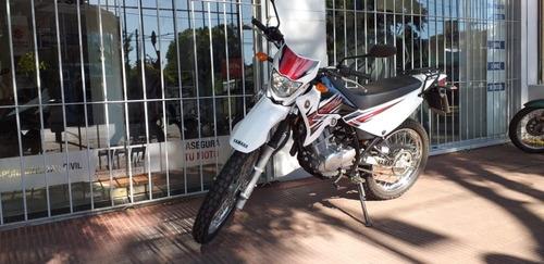 yamaha xtz 125 color blanco año 2016