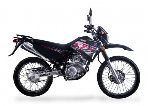 yamaha xtz 125 - empadronamiento gratis - permutas - bike up