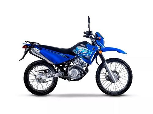 yamaha xtz 125 en  motolandia