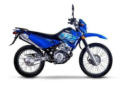 yamaha xtz 125 en stock todos los colores storero motos