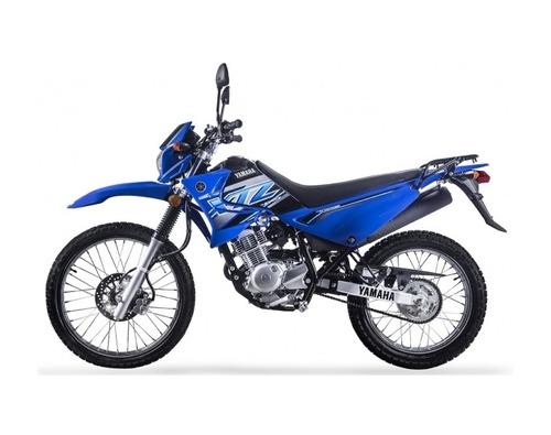 yamaha xtz 125 enduro motos