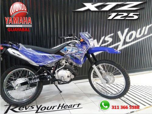 yamaha  xtz 125 modelo 2021 mundo yamaha
