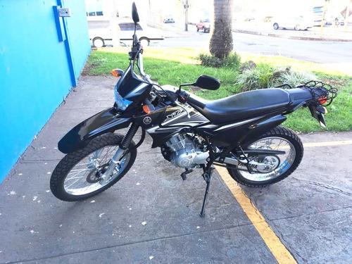 yamaha xtz 125 modelo e com partida / ano 2011 único dono