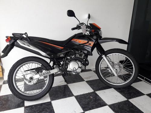 yamaha xtz 125 motos
