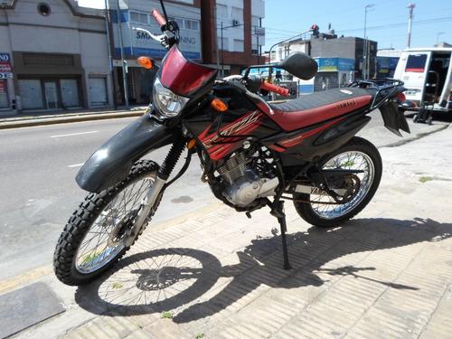 yamaha xtz 125  muy buena