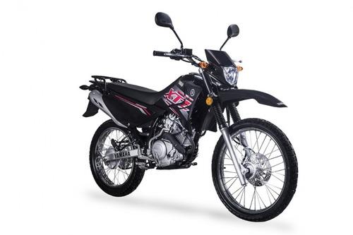 yamaha xtz 125 negra 0km 2018 en mg bikes