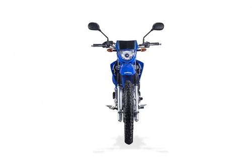 yamaha xtz 125 okm  ahora 12/18    en cycles