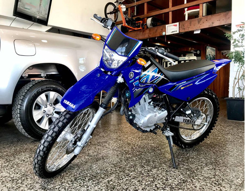 yamaha xtz 125cc enduro linea 2018