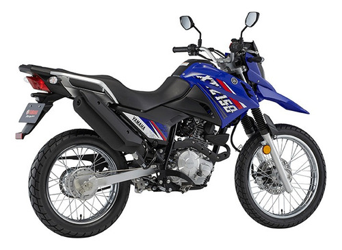 yamaha xtz 150 18 cuotas de $26159 oeste motos