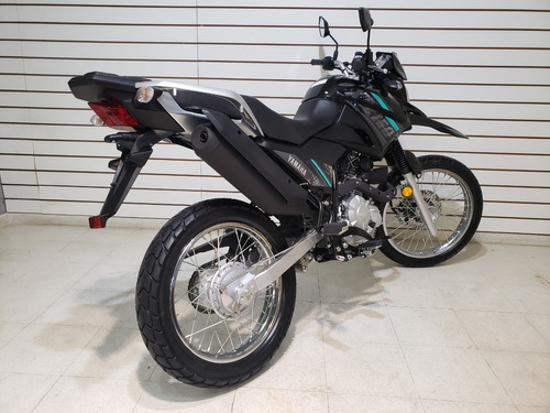 yamaha xtz 150 2019 0km negra