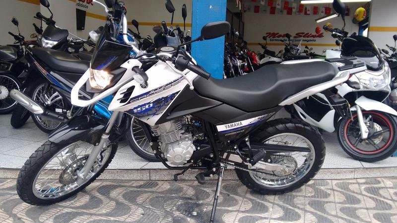 yamaha xtz 150 crosser ed 312km moto slink