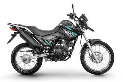 yamaha xtz 150 s crosser 2018 - dipe motos