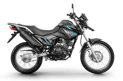 yamaha xtz 150 s crosser 2020 - dipe motos