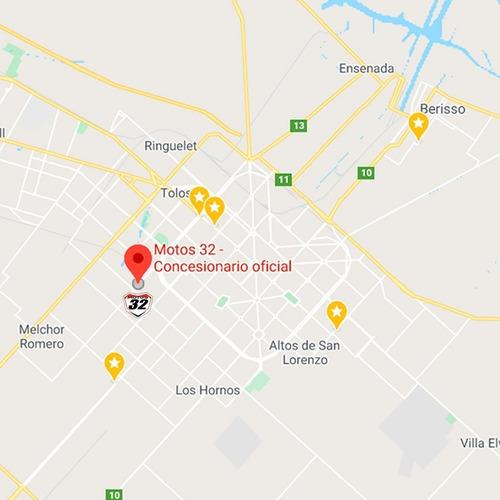 yamaha xtz 150a 0km nueva 2020 - 3 años garantia - motos 32
