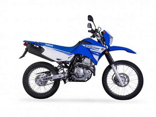 yamaha xtz 250 - 0 km - azul - expomoto