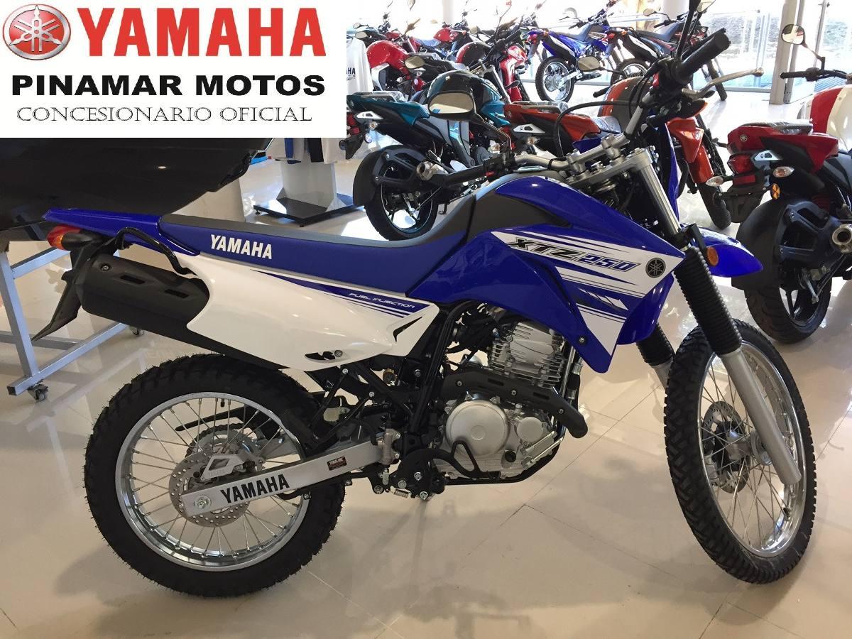 Yamaha Xtz  Ficha Tecnica