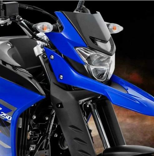 yamaha xtz 250 abs nuevo modelo 2020 + palermo bikes.