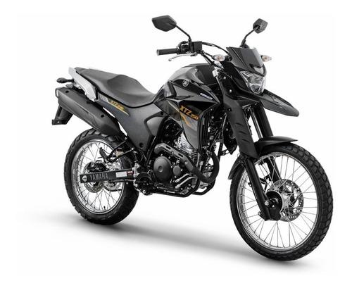 yamaha xtz 250 con abs 0km negra 2020 mg bikes