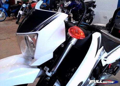 yamaha xtz  250  entrega inmediata roja nuevo diseño