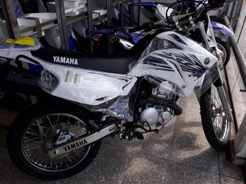 yamaha xtz 250 lander 0km precio bonificado en motoswift