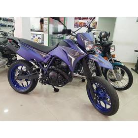 Yamaha Xtz 250 Lander 2011 Azul