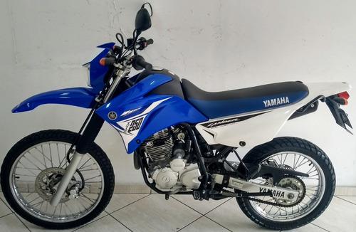 yamaha xtz 250 lander 2015 azul