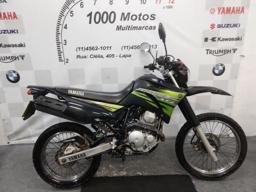 yamaha xtz 250 lander 2015 otimo estado aceito moto