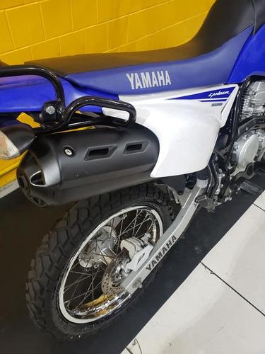 yamaha xtz 250 lander - 2019 - km 24.000 - azul