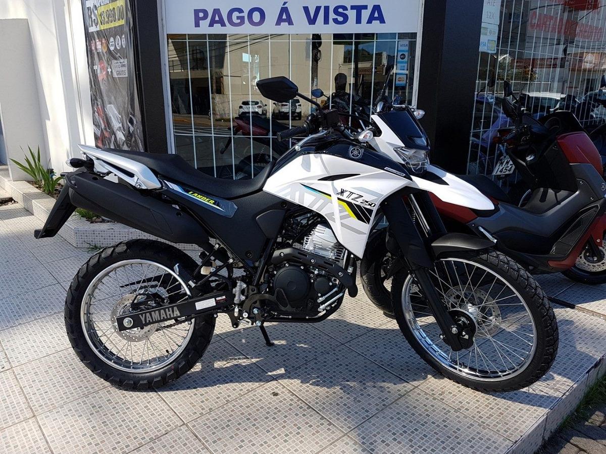 Yamaha Xtz 250 Lander 2020 Com Abs, Lançamento - R$ 19.490 em Mercado Livre